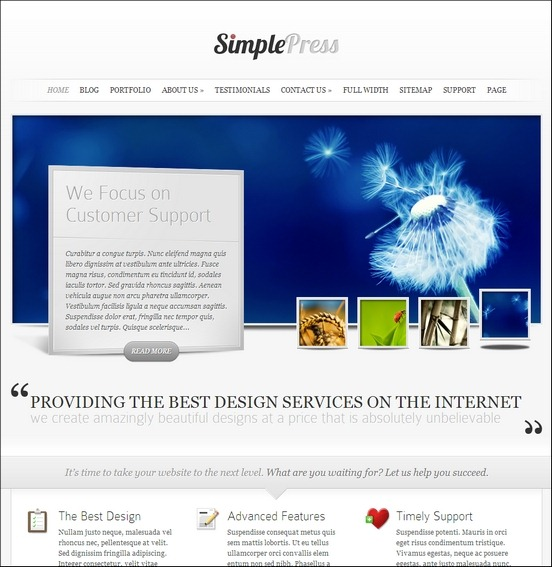 simplepress-wp-theme