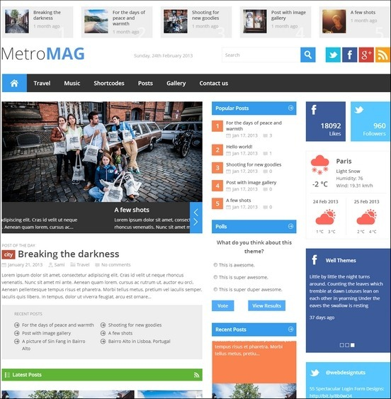 metro-magazine-wp-theme