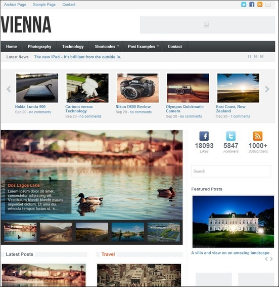 vienna-wp-theme