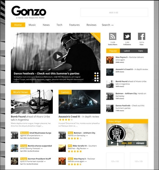 gonzo-wp-magazine