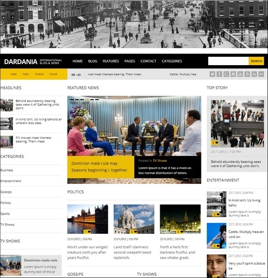 dardania-news-theme