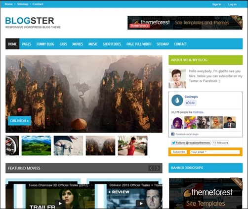 blogster-wp-theme