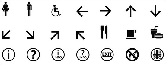 symbol-signs-collection