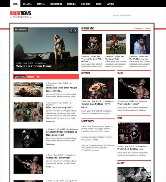 great-news-wordpress-theme