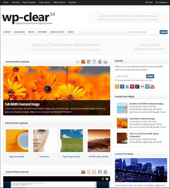 wp-clear-theme