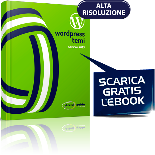 Ebook gratuito WordPress Temi 2013