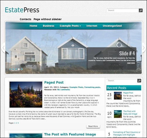 EstatePress-WordPress-Theme