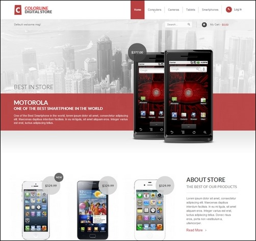 colorline-responsive-magento-theme