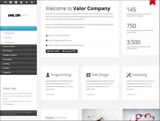 valor-wp-theme