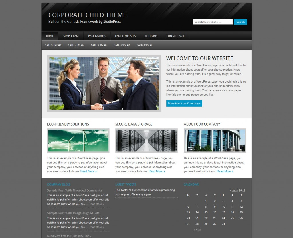 corporate-wordpress-business-theme