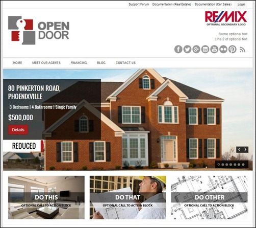 OpenDoor-Responsive-Real-Estate