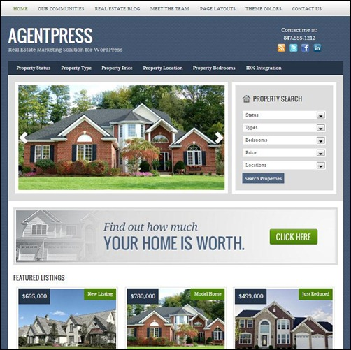 AGENTPRESS-Theme-WordPress