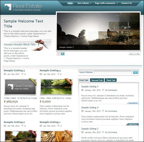 Real-Estate-Theme-WordPress