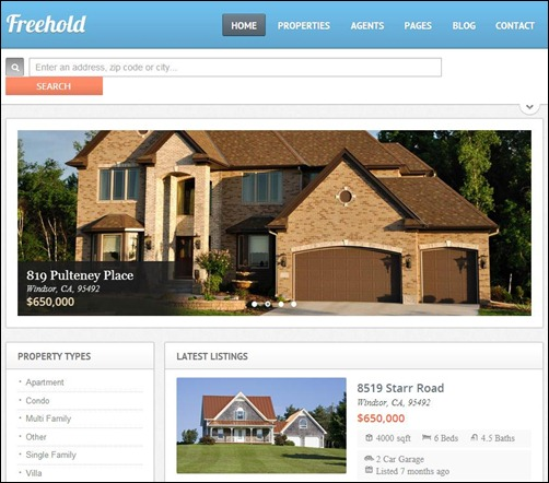 Freehold-Responsive-Real-Estate-WP-Theme