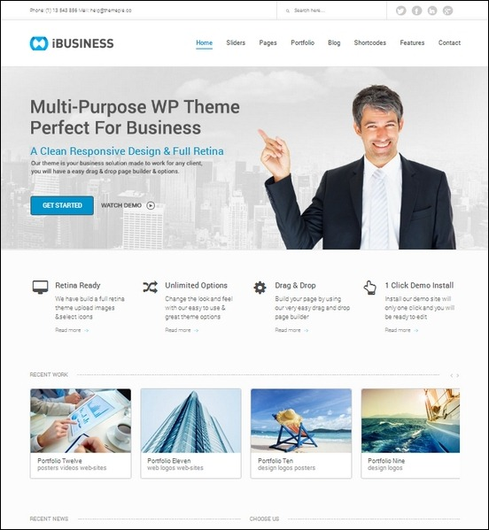 ibusiness-retina-responsive-multipurpose-theme