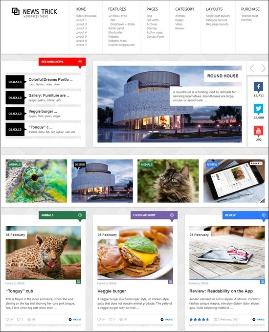 newstrick-wp-theme