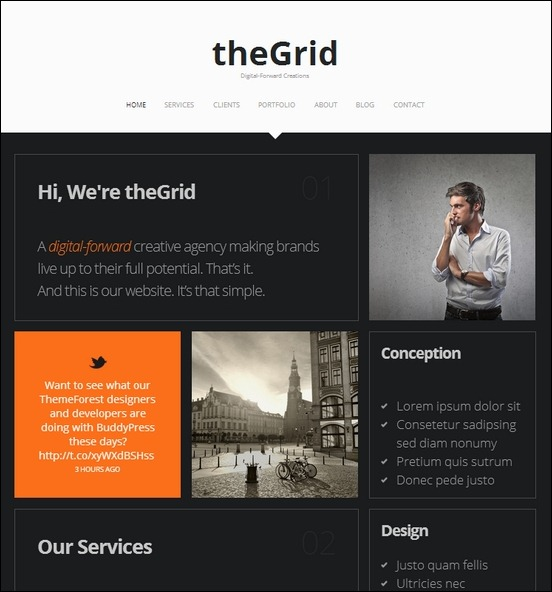 the-grid-retina-ready-onepage-wordpress-theme