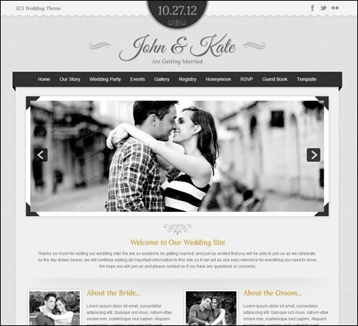 cherish-joomla-wedding-template