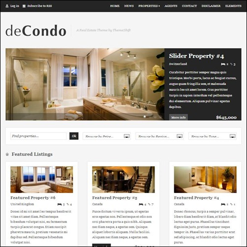 DeCondo-WordPress-Theme