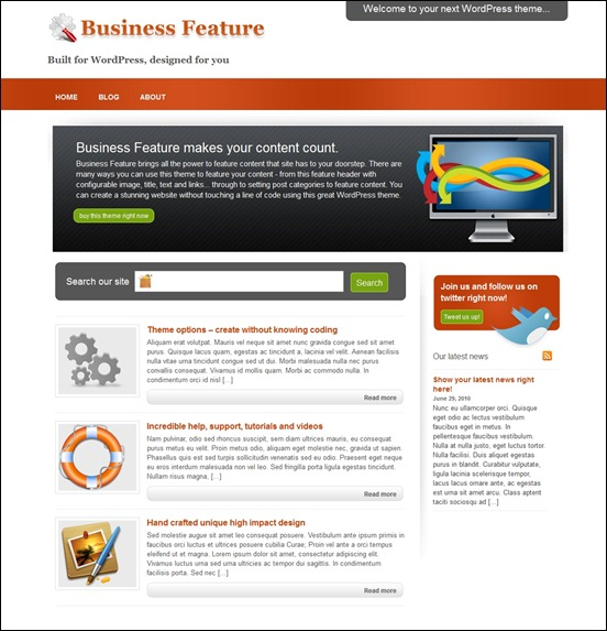 business-feature-buddypress-theme
