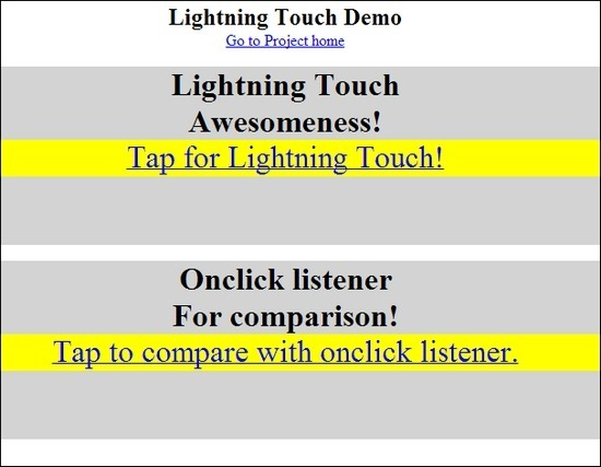 lighting-touch