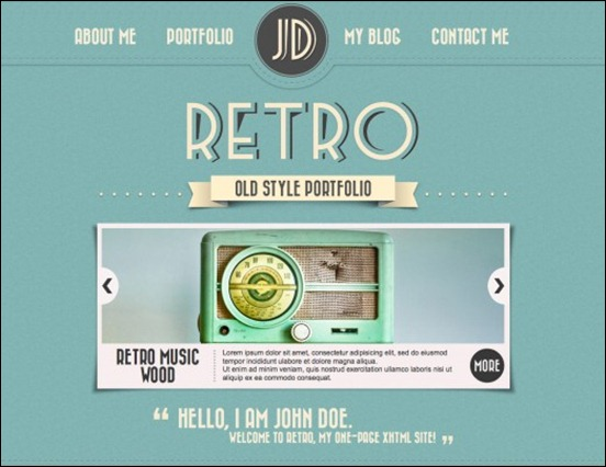 Retro-Portfolio-One-Page-Vintage-Wordpress-Theme