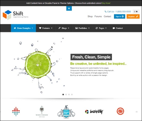 shift-flexibly-creative-wp-theme