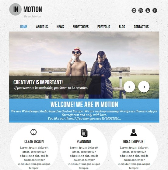 in-motin-wordpress-onepage-slide