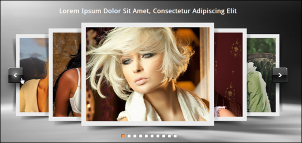 ALL IN ONE JQUERY ROTATOR