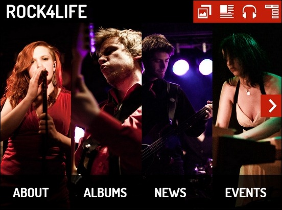 rock4life-responsive-wp-theme