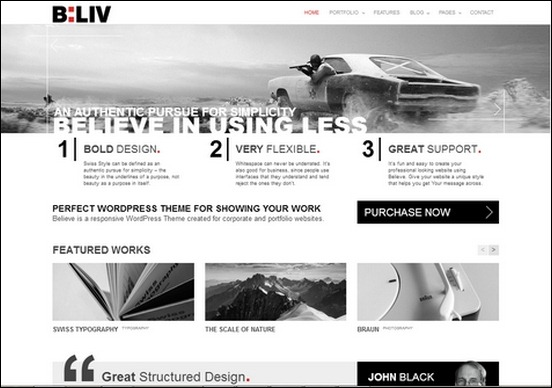 bli-responsive-minimal-wordpress-theme