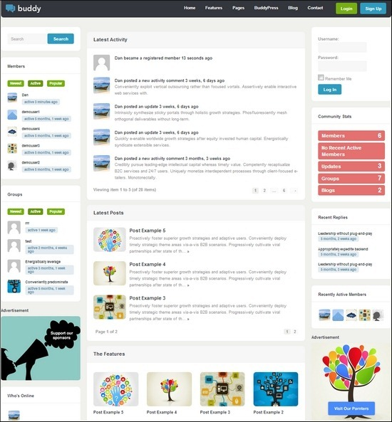 buddy-wp-buddypress-theme
