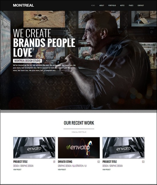 montreal-interactive-reative-wordpress-theme