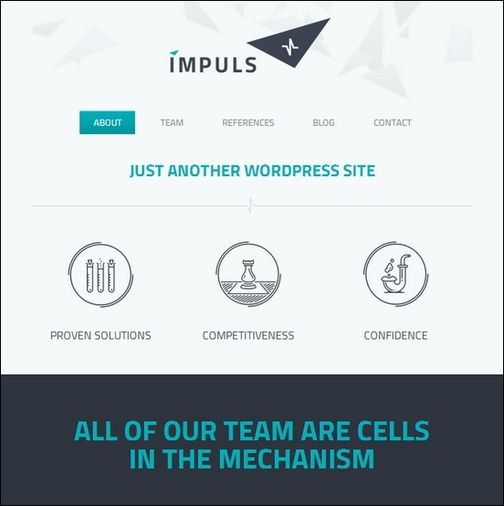 impuls-wordpress-responsive-theme