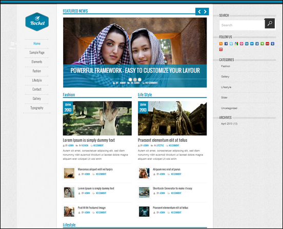 rocket-news-wordpress-theme
