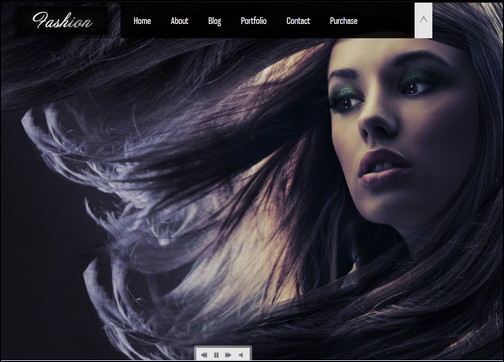 Fashion - Premium Responsive Photography Theme