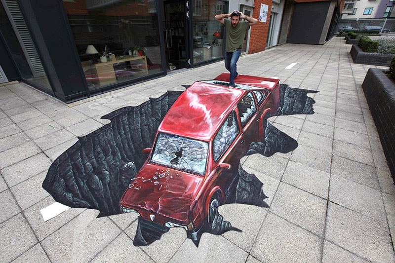 Autoglass Stunt - London