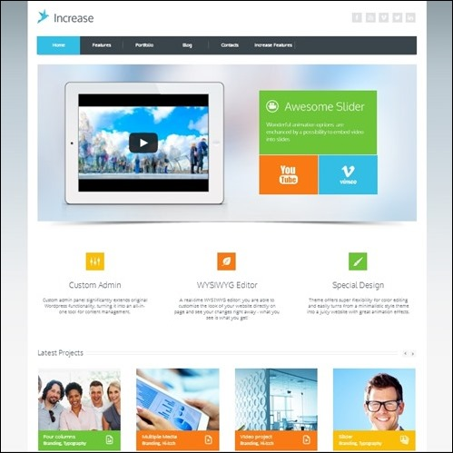 increase-business-wp-theme