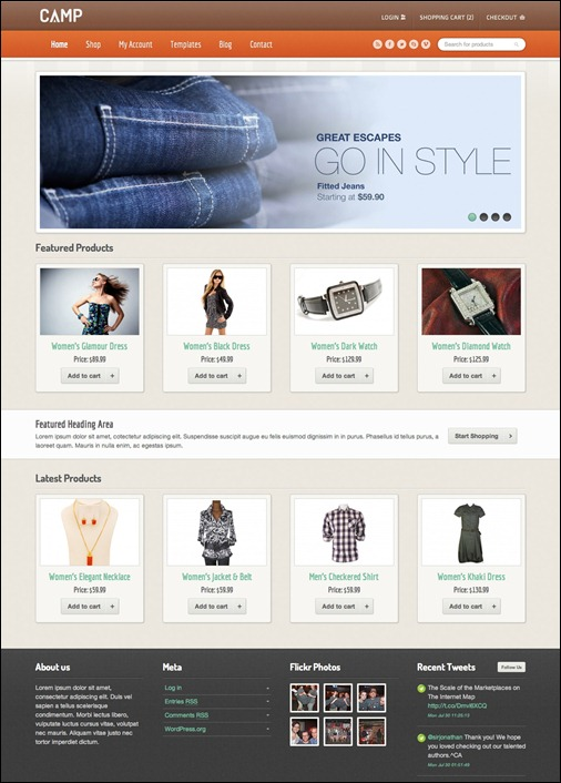 camp-responsive-ecommerce-theme