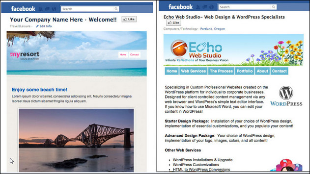 WP4FB WordPress Facebook Plugin