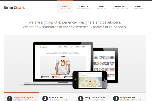 smart start wordpress premium theme