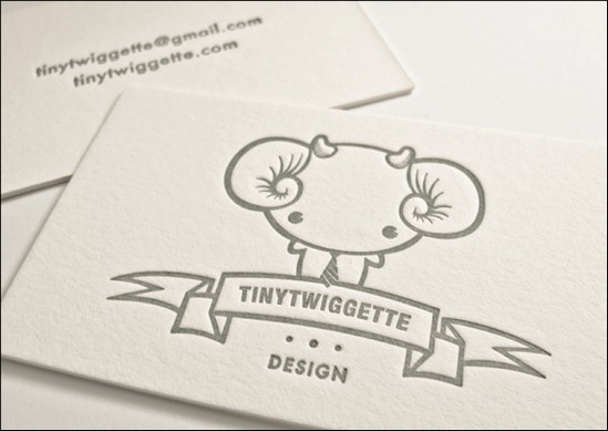 LetterpressBusinessCards