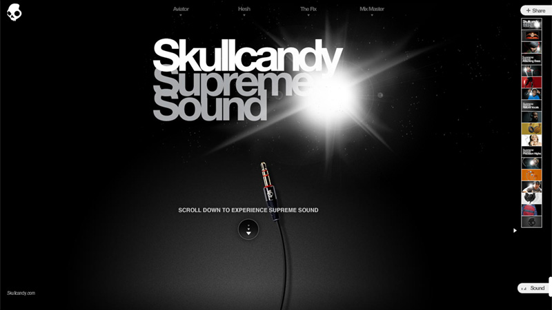Skullcandy Supreme Sound