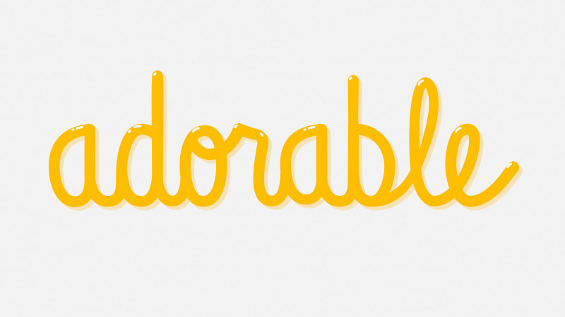 Adorable Logotype Refining