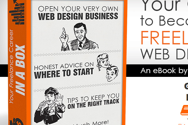 online guide to becoming a freelance web designer
