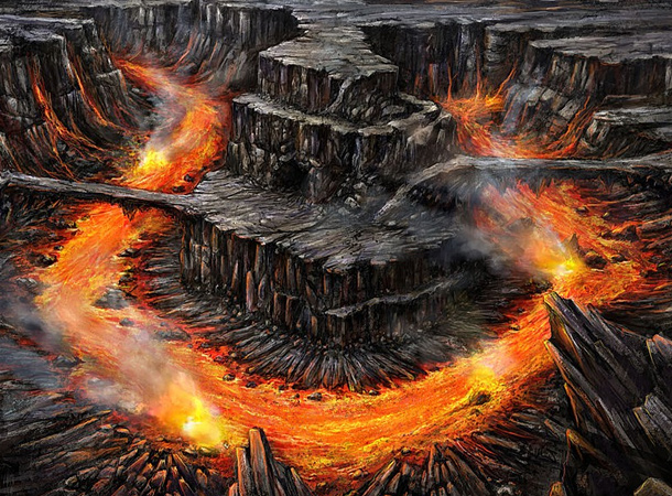 world of lava photoshop environment orionix