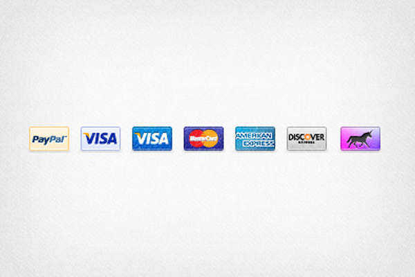 small payment icons iconset freebie