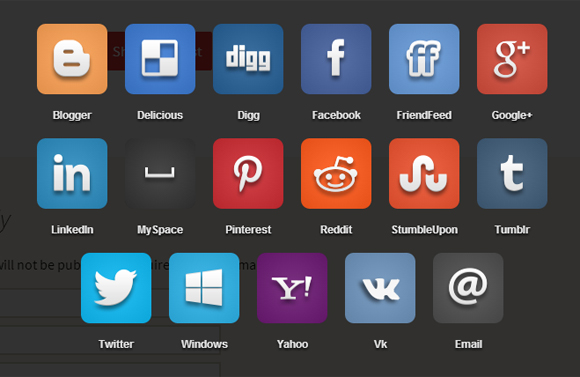 Sharing is Caring: 10-15 Social Media Plugins for WordPress