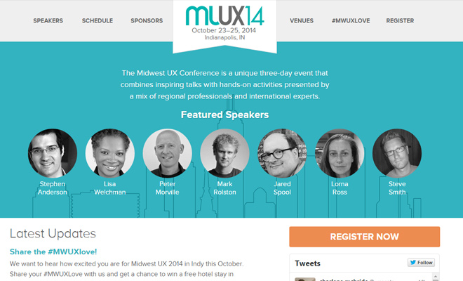 midwest ux 2014 web design conference