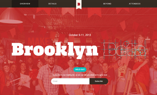 brooklyn beta 2013 conference website